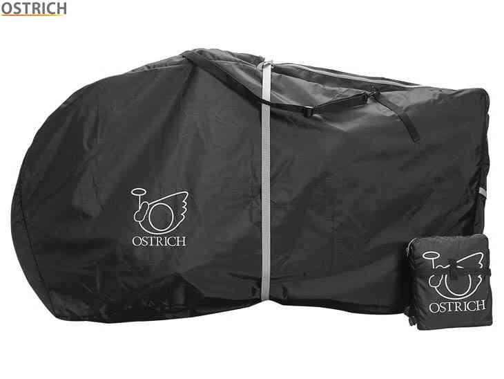 (送料無料)【OSTRICH】(オーストリッチ)超速FIVE 輪行袋 ストロンガー(自転車) 4562163941317