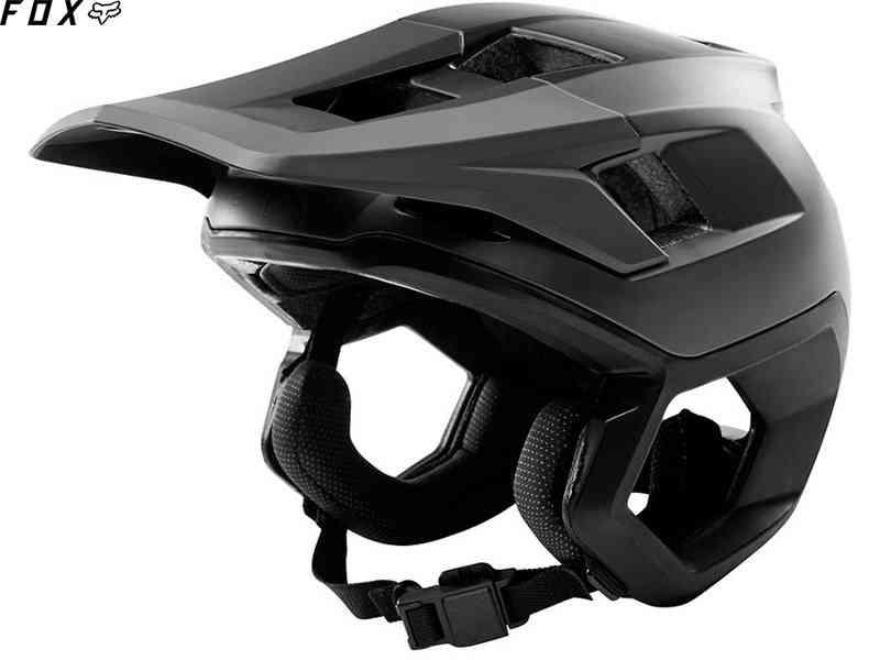 (送料無料)【FOX】(フォックス)MDROPFRAME<ブラック>ヘルメット 22197(自転車)