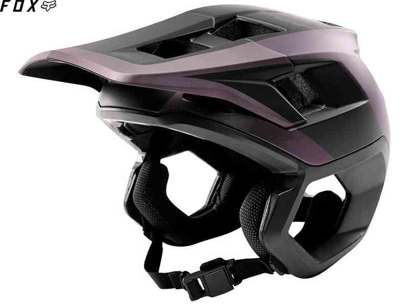 (送料無料)【FOX】(フォックス)DROPFRAME<ブラックイリジウム>ヘルメット 22197(自転車)