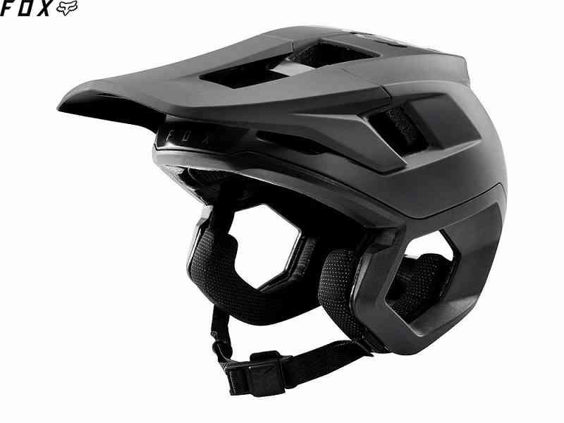 (送料無料)【FOX】(フォックス)DROPFRAME PRO<ブラック>ヘルメット 24879(自転車)