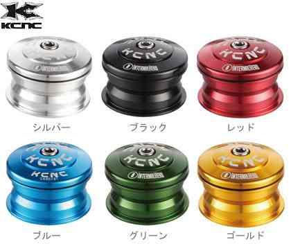 【KCNC】(ケーシーエヌシー)クドスQ1 1/1/8セミインテグラ 50209【ヘッドセット】(自転車)