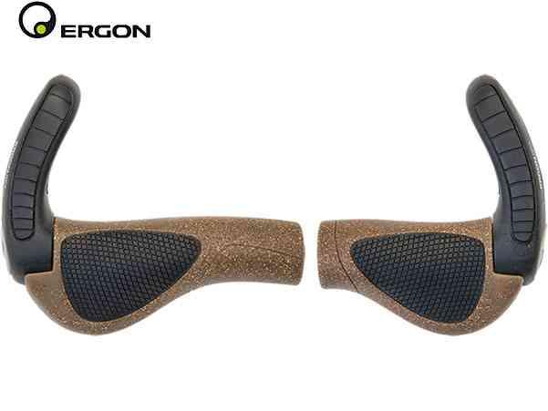 【ERGON】(エルゴン)ERG GP3 バイオ コルク ロング/ショート【グリップ】(自転車) GP-3 4260477061386
