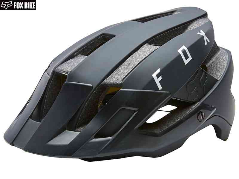 Red, L Helme & Protektoren Fox Head Flight Sport Trail Bike Helmet