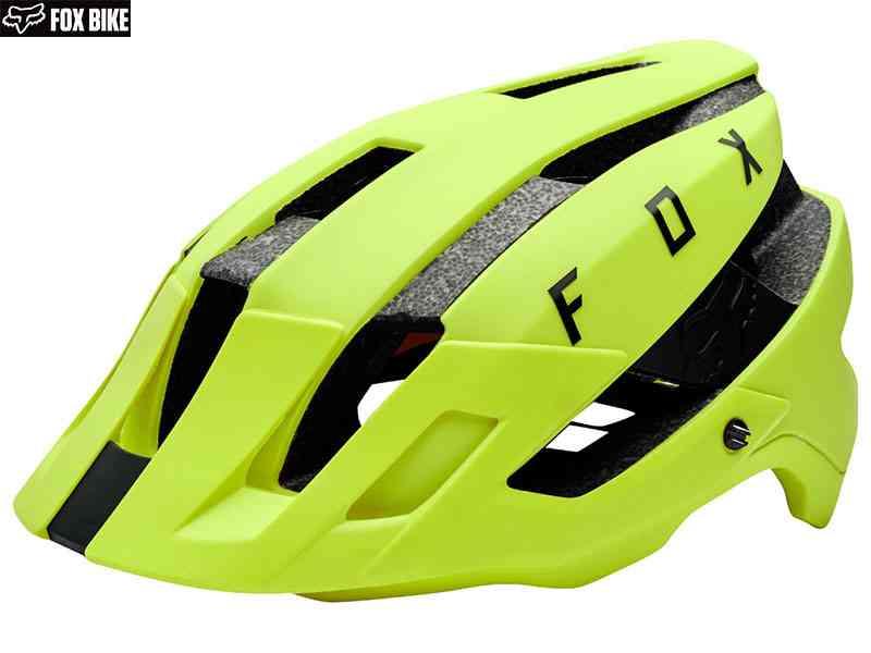 (送料無料)【FOX】(フォックス)FLUX 2.0 MIPSヘルメット{イエロー/ブラック}(自転車) 0884065899058