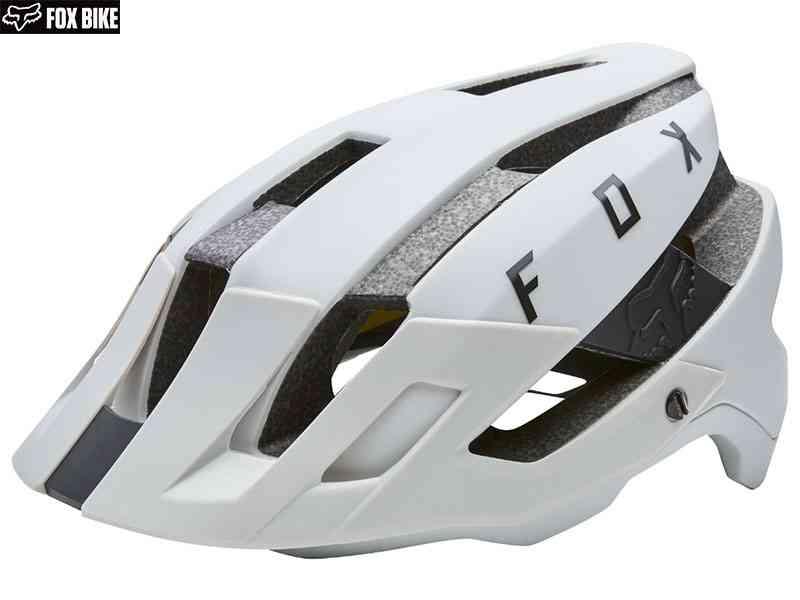 【送料無料】【FOX】(フォックス)FLUX 2.0 MIPSヘルメット{クールグレイ}【自転車 アクセサリー】 0884065870262