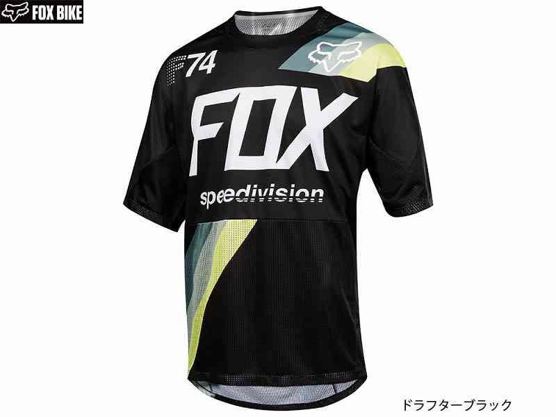 【FOX】(フォックス)DEMO SS<DRAFTER>ジャージ 20905【自転車 ウェア】 0884065854811