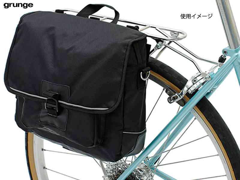 【grunge】(グランジ)B-WEVER ラインサイドバッグ【片側パニア】(自転車)(B10BAG01101) 4948107260032
