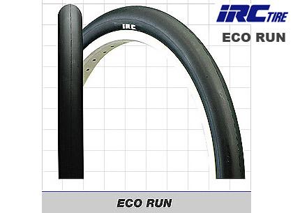 【IRC】(アイアールシー)ECO RUN 20x1.75 タイヤ #19536V【小径車タイヤ】(自転車)