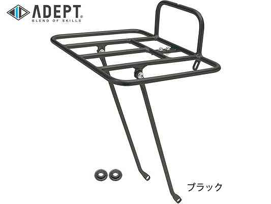 ADEPT アデプト TRUSS 保証 PORTER RACK フロントキャリア ラック 自転車 ポーター トラス 激安通販販売