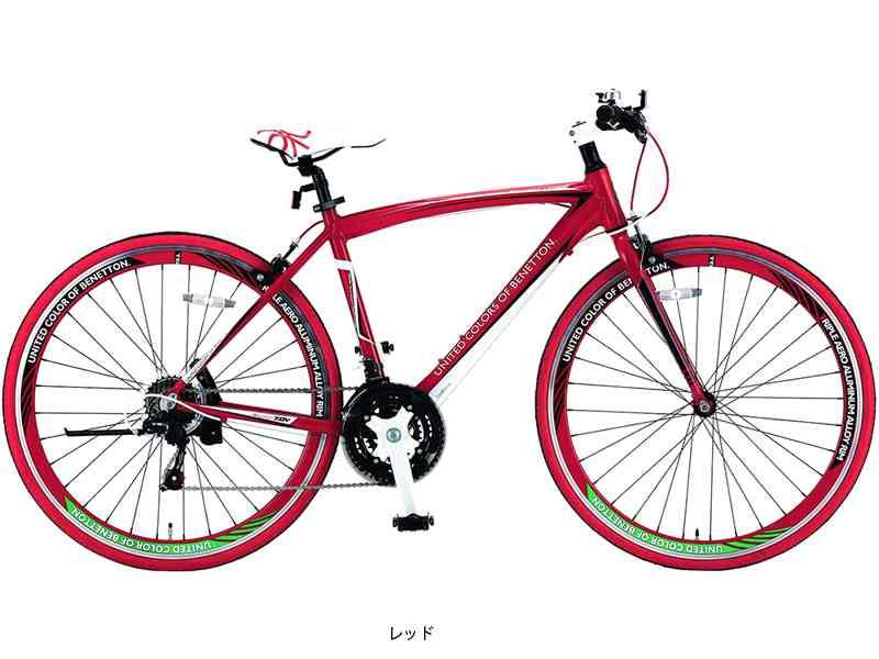 【SAKAMOTO】(サカモトテクノ)ベネトン 21S クロスバイク700C 700-21CR-BNT【クロスバイク】【自転車 完成車】【日時指定・代引き不可】