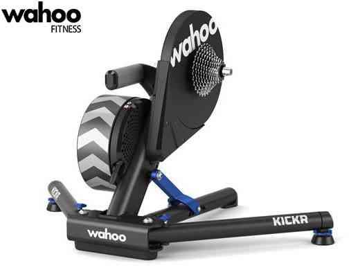 【WAHOO】(ワフー)KICKR(キッカー)KICKR(キッカー)スマートバイクトレーナーWFBKTR118(ZWIFT連動可)2018エディション(自転車)0853988006508