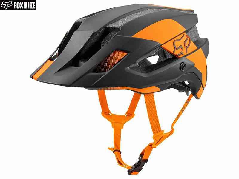 (送料無料)【FOX】(フォックス)FLUX 2.0 MIPS<アトミックオレンジ>ヘルメット 23220(自転車)