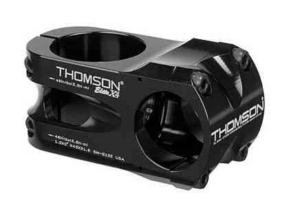 【THOMSON】(トムソン)ELITE X4 ステム(1.5インチ・クランプ径31.8mm)【ステム】(自転車)
