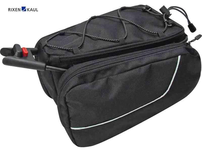 (送料無料)【RIXEN & KAUL】(リクセンカウル)CO814/コントアースポーツ(アタッチメント付)シートポストバッグ(自転車用品) CO-814