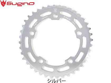 【SUGINO】(スギノ)BJ110 BMX用チェーンリング 44T(自転車)