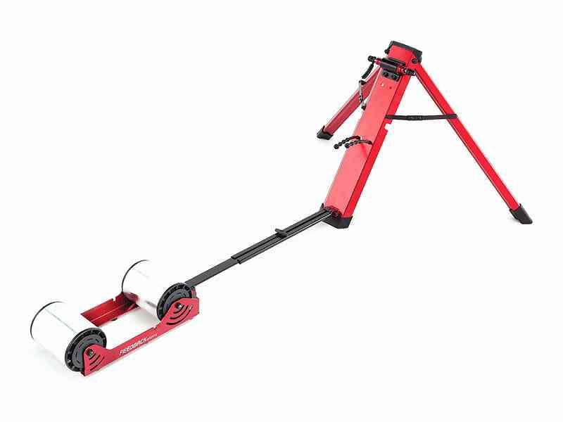 (送料無料)【FEEDBACK SPORTS】(フィードバックスポーツ)Portable Bike Trainer(ポータブルバイクトレーナー)【ハイブリッドトレーナー】(自転車) 0817966010659