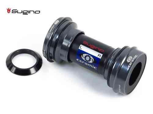 (送料無料)【SUGINO】(スギノ)BB30-IDS24 スーパーセラミック コンバーター【ボトムブラケット】(自転車) BB-30