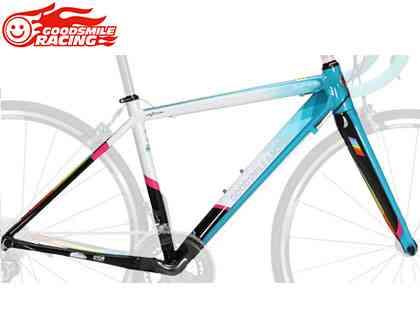 【GOODSMILE RACING】(グッドスマイルレーシング)HMR-700 フレームセット(自転車)2006393720011