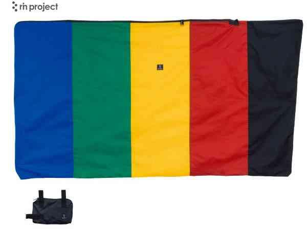 【RINPROJECT】(リンプロジェクト)#1032 輪行バッグ(前輪外しタイプ) ラージサイズ【輪行バッグ】【自転車 アクセサリー】