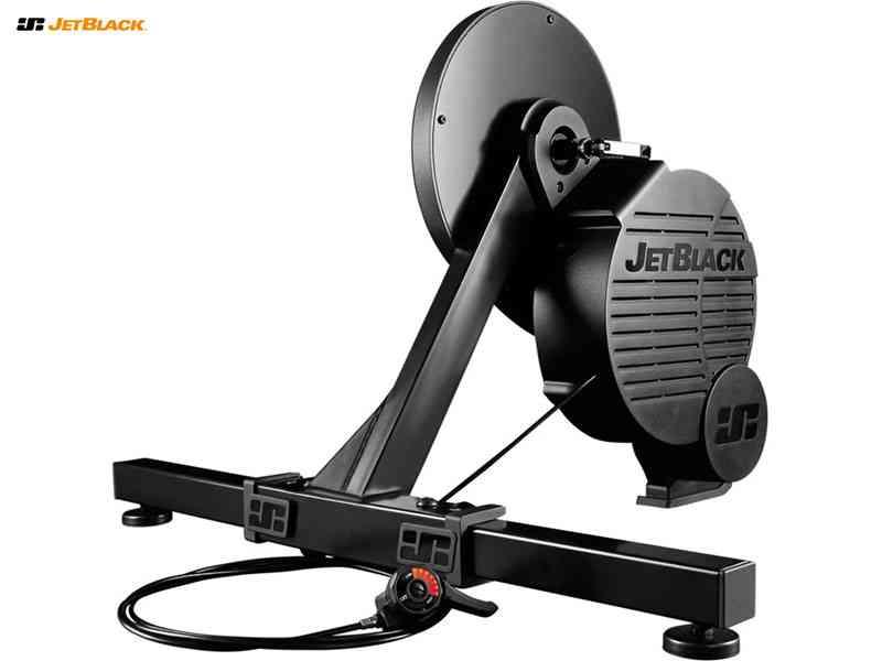 (送料無料)【JETBLACK】(ジェットブラック)WHISPER DRIVE PLUS ダイレクトドライブトレーナー(自転車)9338891011869
