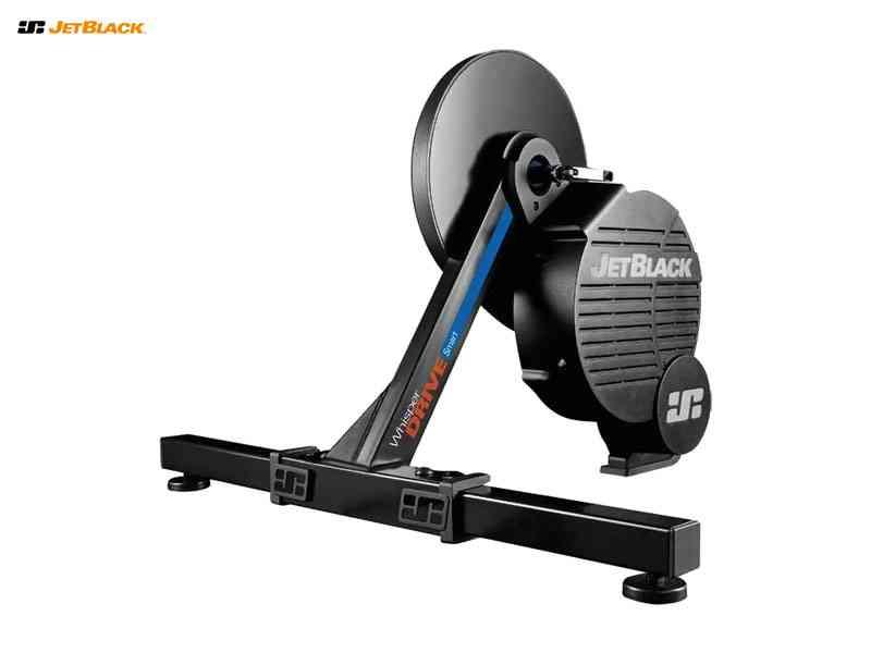 (送料無料)【JETBLACK】(ジェットブラック)WHISPER DRIVE SMART ダイレクトドライブトレーナー(自転車)9338891011852