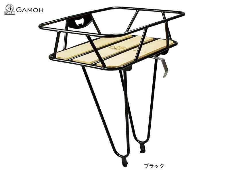 【送料無料】【GAMOH】(ガモー)KCL-1F2 キングキャリア フロント用【自転車 アクセサリー】4944924010737