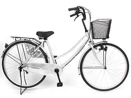 "【SAKAMOTO】(サカモトテクノ)スイングファミリー 27"" シングル 27-F-SHED(自転車)(日時指定・代引き不可)0000000500647"