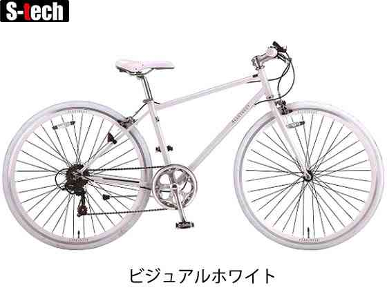【SAKAMOTO】(サカモトテクノ)オールストリート 6S 700-6CR-AS クロスバイク700C【クロスバイク】(自転車)(日時指定・代引き不可)
