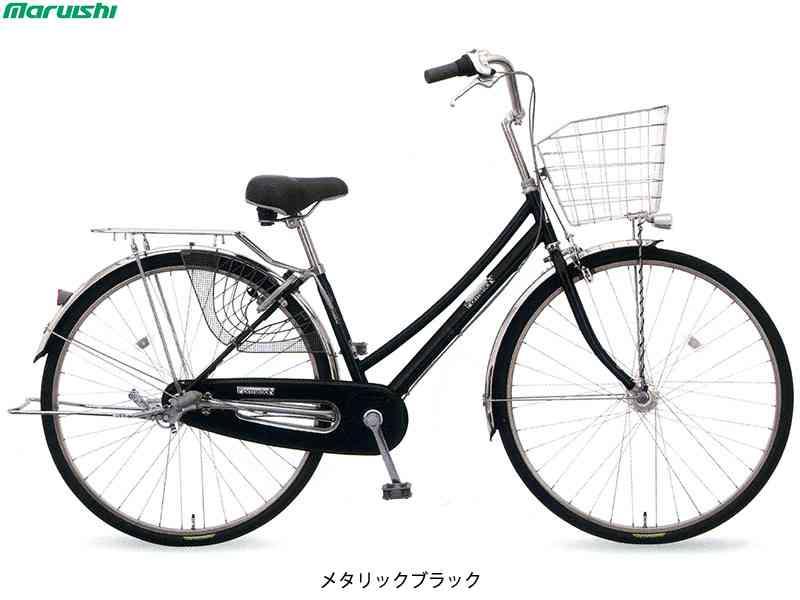 """【MARUISHI】(丸石サイクル)フォーメーション Wループ 27"""" 内装3段 FMWP273E ファミリーサイクル(自転車)(日時指定・代引き不可)"""