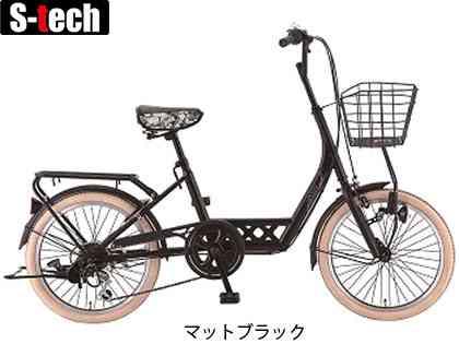 "【SAKAMOTO】(サカモトテクノ)アジャーティ 20"" 6S 20-6PV-AMK【自転車 完成車】【日時指定・代引き不可】2006400980018"