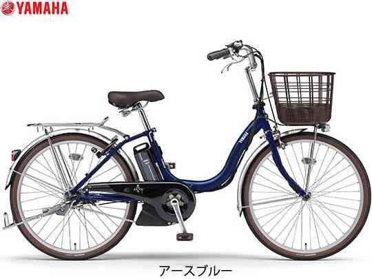 【YAMAHA】(ヤマハ)PAS SION-U(パス シオンユー)26型 PA26SU 電動アシスト自転車(自転車)(日時指定・代引き不可)2006403580017