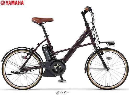 【YAMAHA】(ヤマハ)PAS CITY-X(パス シティ エックス)20型 PA20CX 電動アシストミニベロ(自転車)(日時指定・代引き不可)2006403650017