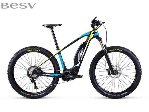 """【店頭渡し限定】【BESV】(ベスビー)TRS1 電動アシストMTB27.5"""" e-Bike(自転車)(日時指定・代引き不可) 0888122804269"""