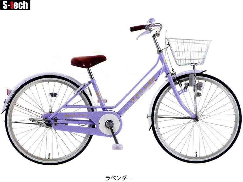 "【SAKAMOTO】(サカモトテクノ)フローリス ジュニア 24"" 24-BSO-FLO ジュニアサイクル(自転車)(日時指定・代引き不可)2006435940018"