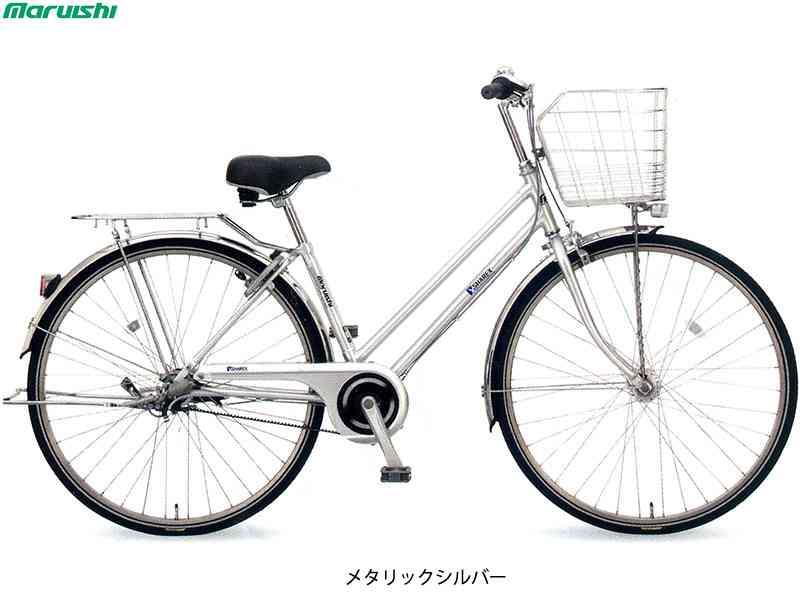 "【MARUISHI】(丸石サイクル)シャレックス ベルト シティ 27"" SXSBP273E ファミリーサイクル(自転車)(日時指定・代引き不可)"