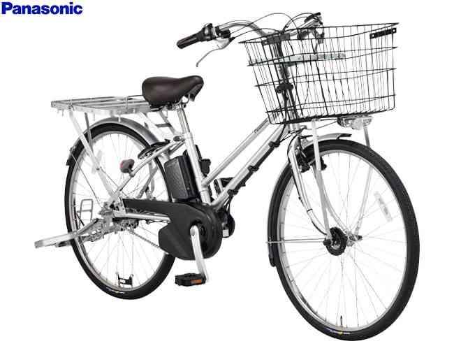 "【PANASONIC】(パナソニック)パートナー・DX 26"" BE-ELGD63 電動アシスト自転車【電動アシスト自転車】【自転車 完成車】 ELGD-63"