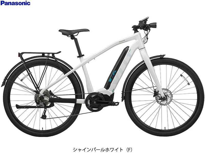 【PANASONIC】(パナソニック)XU 1(エックスユーワン)BE-EXU44 電動アシストクロスバイク700C E-BIKE(自転車)2006410830013