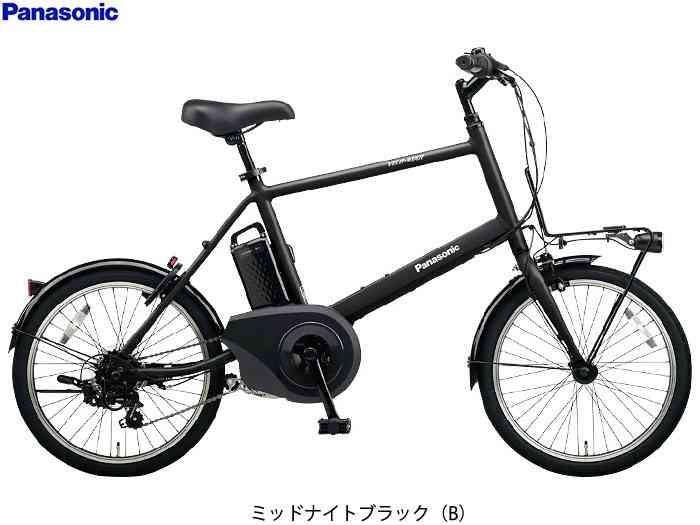 """【PANASONIC】(パナソニック)ベロスター・ミニ BE-ELVS072 電動アシストミニベロ20"""" E-BIKE(自転車)"""