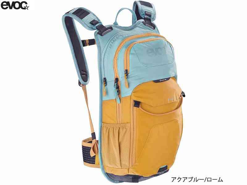 (送料無料)【EVOC】(イーボック)ステージ 12L バックパック(自転車)