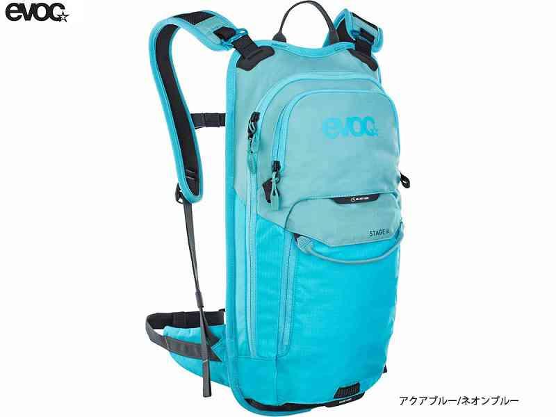 (送料無料)【EVOC】(イーボック)ステージ 6L バックパック(自転車)