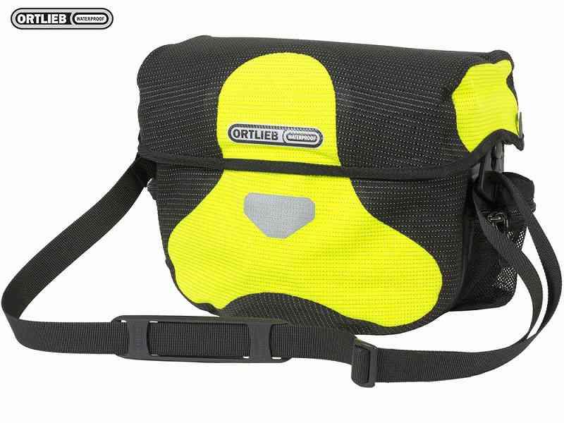 (送料無料)【ORTLIEB】(オルトリーブ)アルティメイト6 HV(アタッチメント付)【フロントバッグ】(自転車)4013051043380