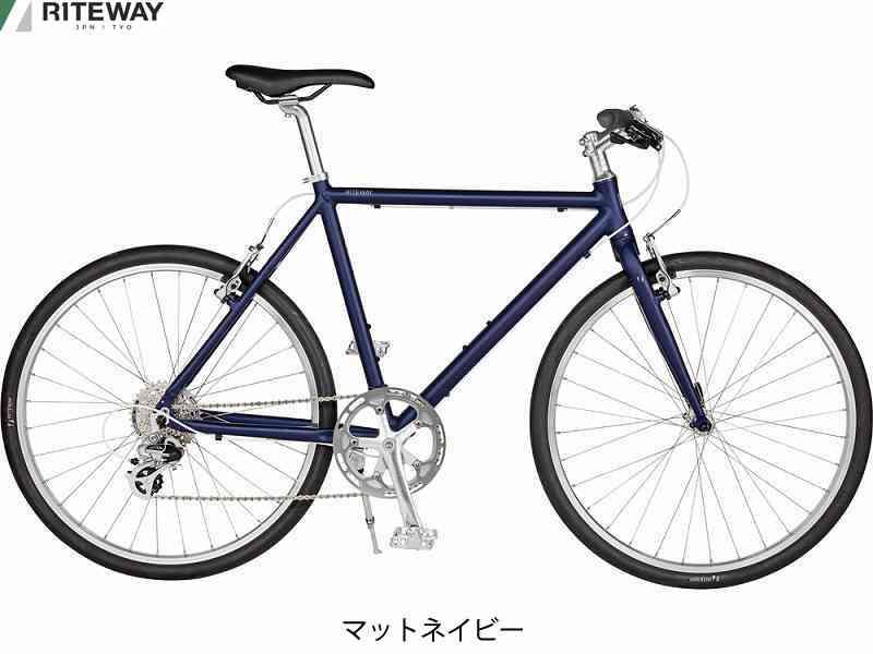 【RITEWAY】(ライトウェイ)SHEPHERD(シェファード) クロスバイク(自転車)(日時指定・代引き不可)