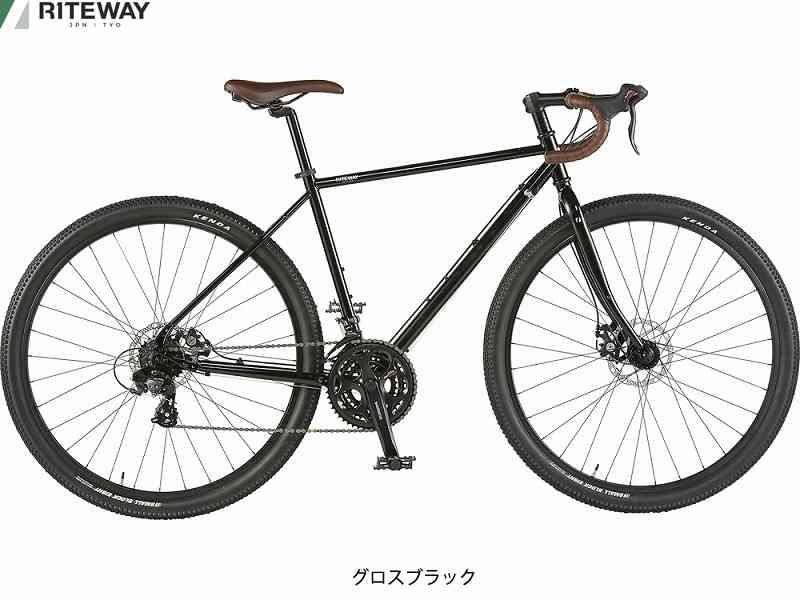 【RITEWAY】(ライトウェイ)2018 SONOMA ADVENTURE(ソノマ アドベンチャー) クロスバイク【クロスバイク】(自転車)(日時指定・代引き不可)