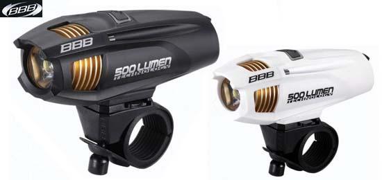(送料無料)【BBB】(ビービービー)BLS-72 ストライク500 ヘッドライト【自転車ライト】(自転車) BLS72