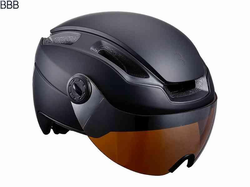 (送料無料)【BBB】(ビービービー)インドラフェイスシールド BHE-56F ヘルメット(自転車)