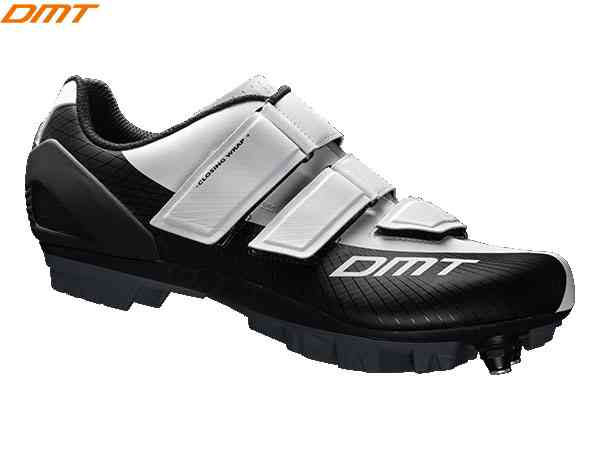 【送料無料】【DMT】(ディーエムティー)M6 <ホワイト/ブラック> MTBシューズ【自転車 シューズ】【サイズ交換不可】spdシューズ2006412920019