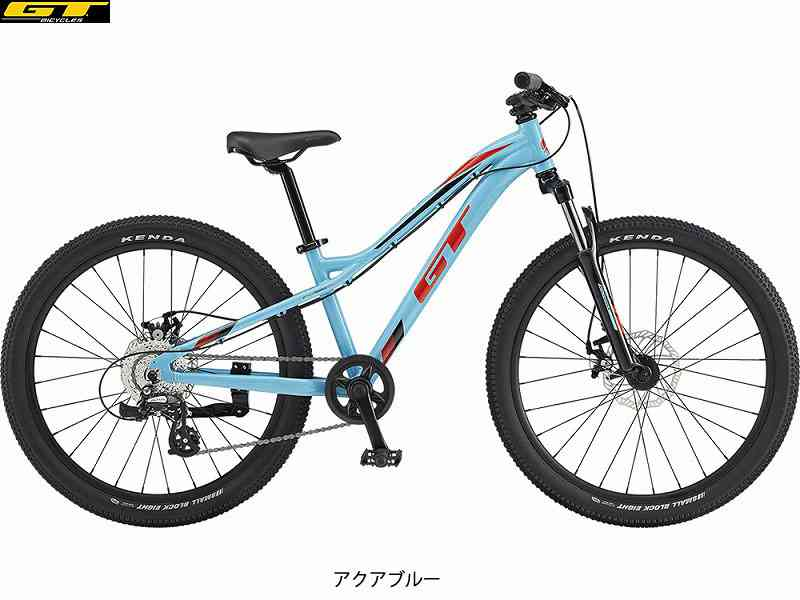 "【GT】(ジーティー)2020 ストンパーエース24(1x8s)子供用MTB24""(自転車)(日時指定・代引き不可)"