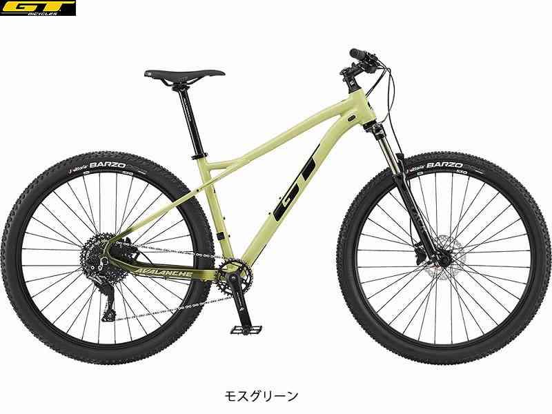 "【GT】(ジーティー)2020 アバランチェ エリート(1x11s)MTB27.5""(自転車)(日時指定・代引き不可)"