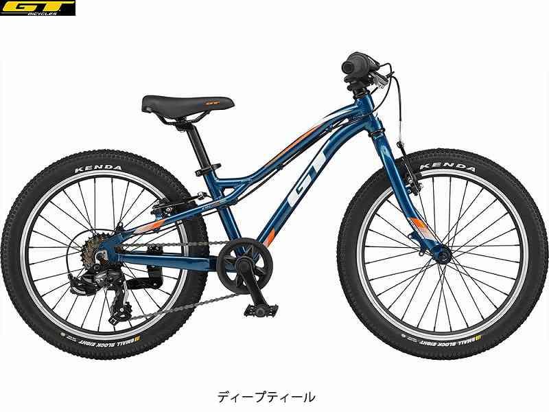 "【GT】(ジーティー)2021 STOMPER ACE ストンパーエース 20(1x7s)子供用MTB20""(自転車)(日時指定・代引き不可)991665"