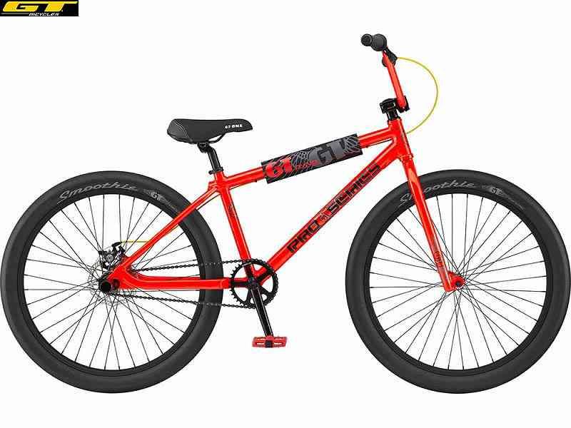 "【GT】(ジーティー)2021 PRO SERIES 26 HERITAGE(プロシリーズ26 ヘリテージ)BMX26""(自転車)(日時指定・代引き不可)9916582"